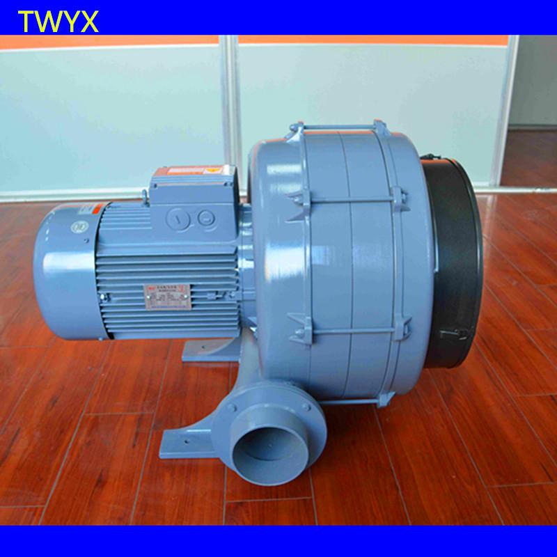 HTB-75-105 透浦式中压风机 功率750W中压鼓风机 全风风机示例图2