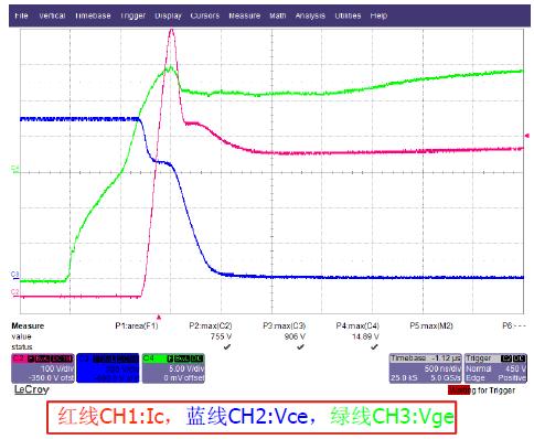 IGBT动态参数测试仪-华科智源 HUSTEC-2015 IGBT双脉冲测试系统示例图9
