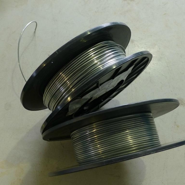 焊枪修补不锈钢铜铁铝用铜铝焊条示例图2