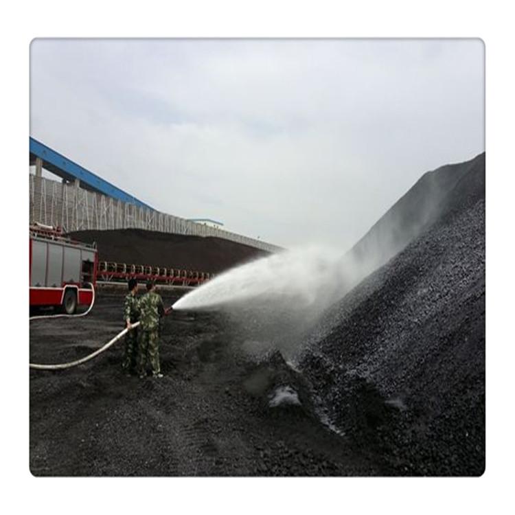 厂家铁路运输抑尘剂 煤炭抑尘剂封尘剂 速溶抑尘剂环保道路抑尘示例图1