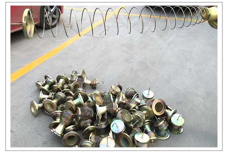 厂家供应各种除尘器配件 除尘骨架口底 除尘框架头底盖示例图20