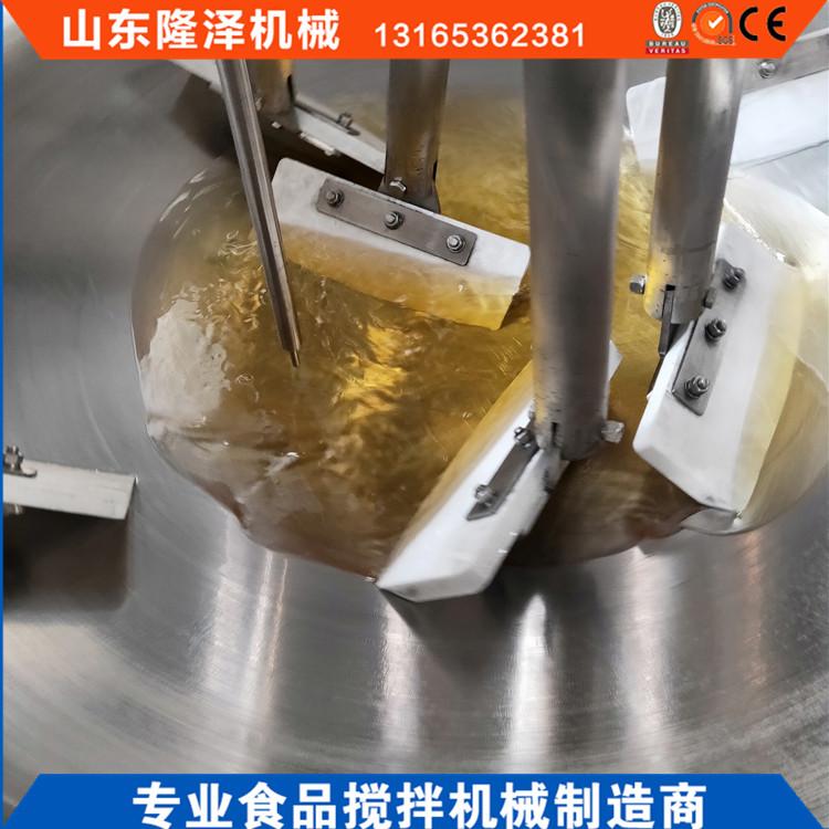 商用炒菜机价格 厨房专用配套设备大型炒菜机示例图3