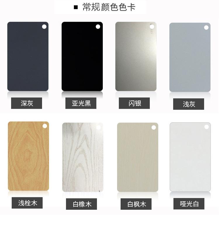 廣州廠家定制加工 木紋鋁方管 200200幕墻天花鋁四方管 來樣定做示例圖5