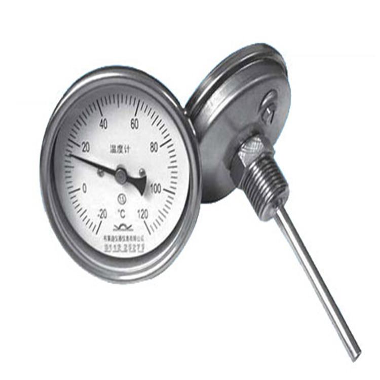 双华仪表 双金属温度计 温湿度仪表 WSS示例图2