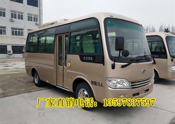 客车 19座客车 牡丹19座公路客车 19座通勤客车价格 江苏牡丹客车厂家示例图3