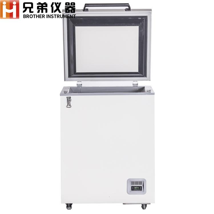 MDF-25H105卧式低温冰箱105升-25度低温保存箱示例图2