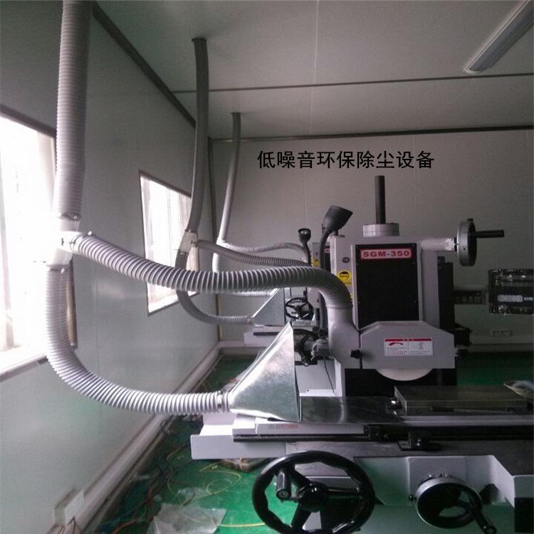<strong>医药器械包装设备专用工业脉冲粉尘集尘机</strong> 装袋喷砂作业专用集尘器示例图10