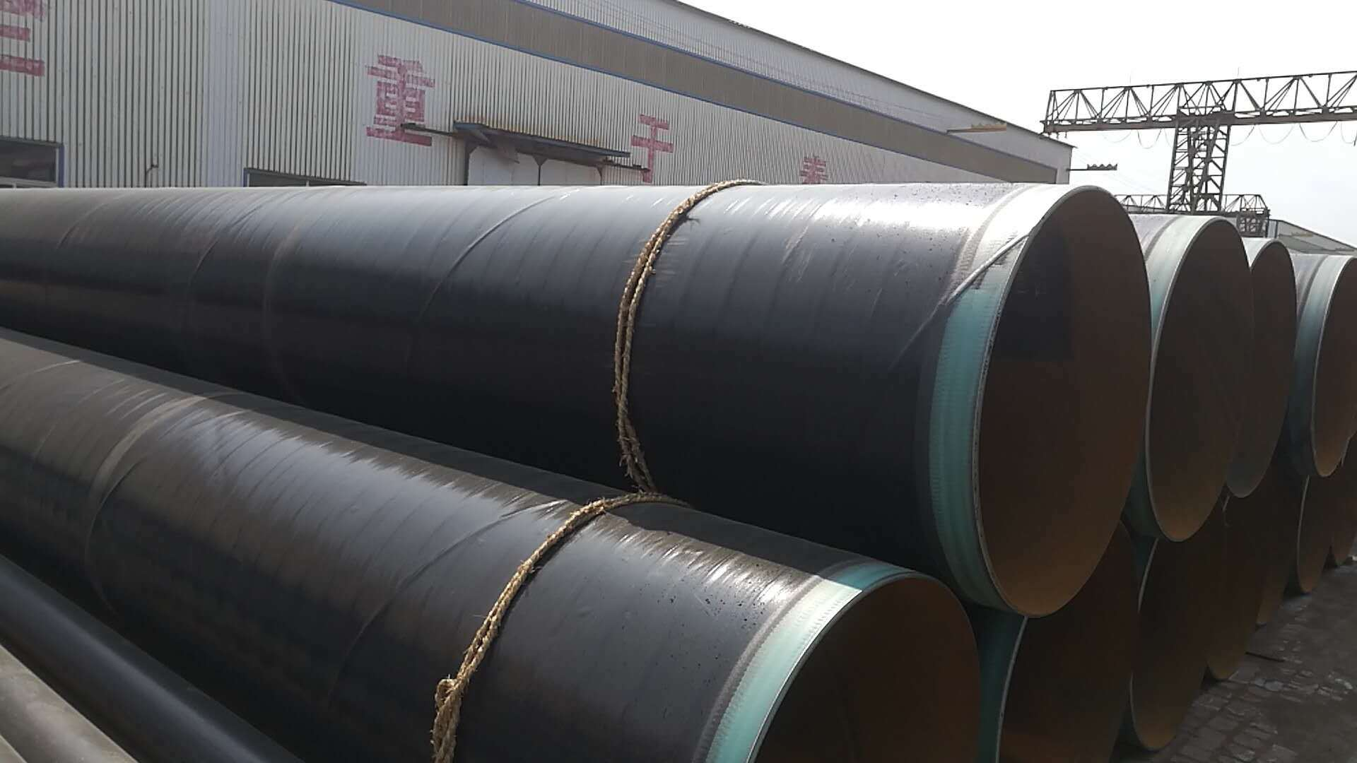 螺旋钢管 桥梁打桩用厚壁螺旋钢管 螺旋钢管一米价格 螺旋钢管价格  螺旋钢管厂家示例图13