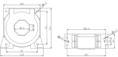 安科瑞霍尔开口式开环电流传感器示例图8
