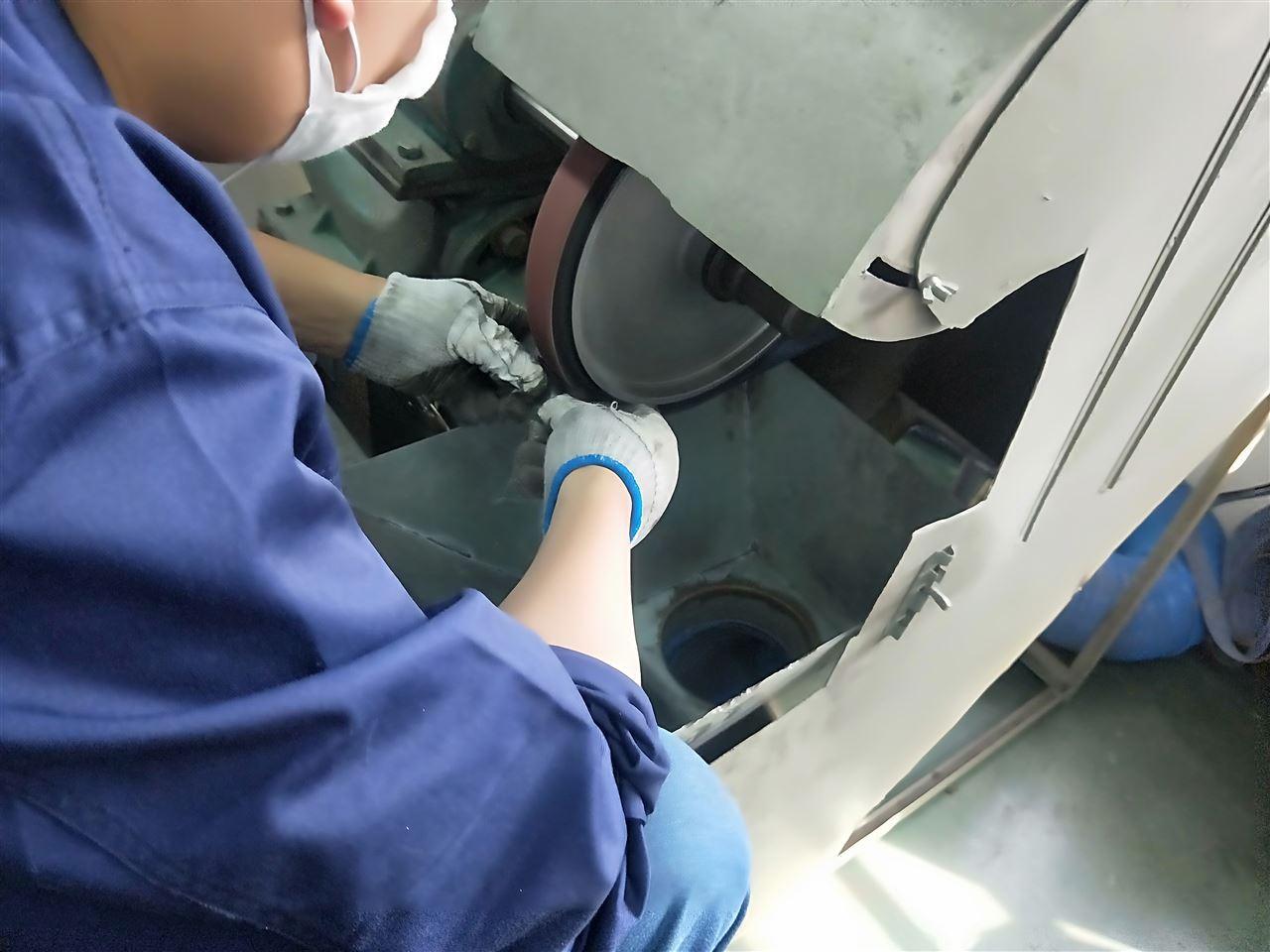 机床废屑除尘器 磨床粉尘吸尘器 柜式工业吸尘器 磨床吸尘器示例图20