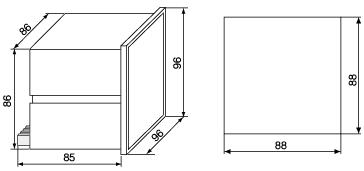 安科瑞AMC16Z-KA(D)多回路监控装置,量大从优示例图9