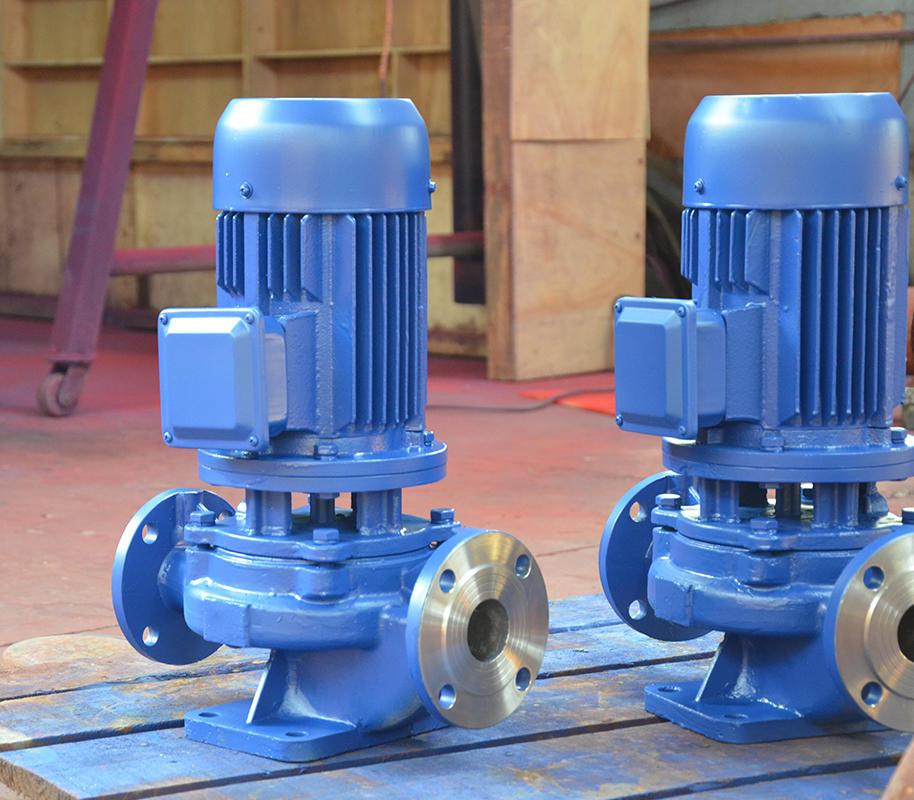 喜之泉ISG(IRG不锈钢立式离心泵,不锈钢离心泵示例图1