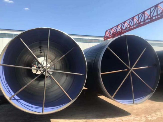 螺旋钢管 桥梁打桩用厚壁螺旋钢管 螺旋钢管一米价格 螺旋钢管价格  螺旋钢管厂家示例图16