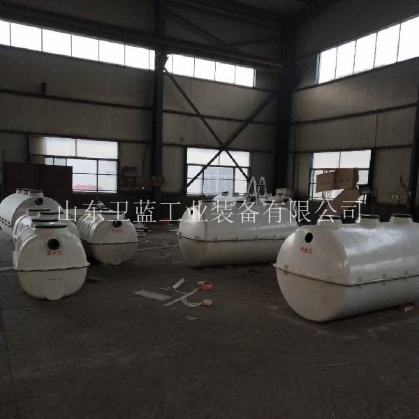 化粪池污水净化槽 一体式污水净化槽设备 智能净化槽 污水处理装置示例图3