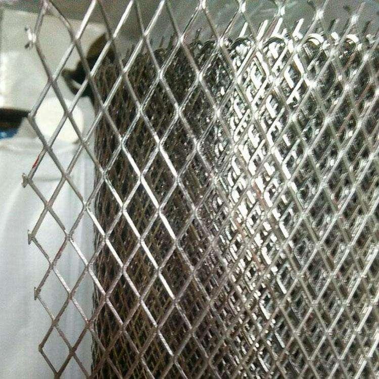 亚奇钢板网系列:脚踏板楼房工人钢笆踏板-电厂楼梯钢板网示例图7