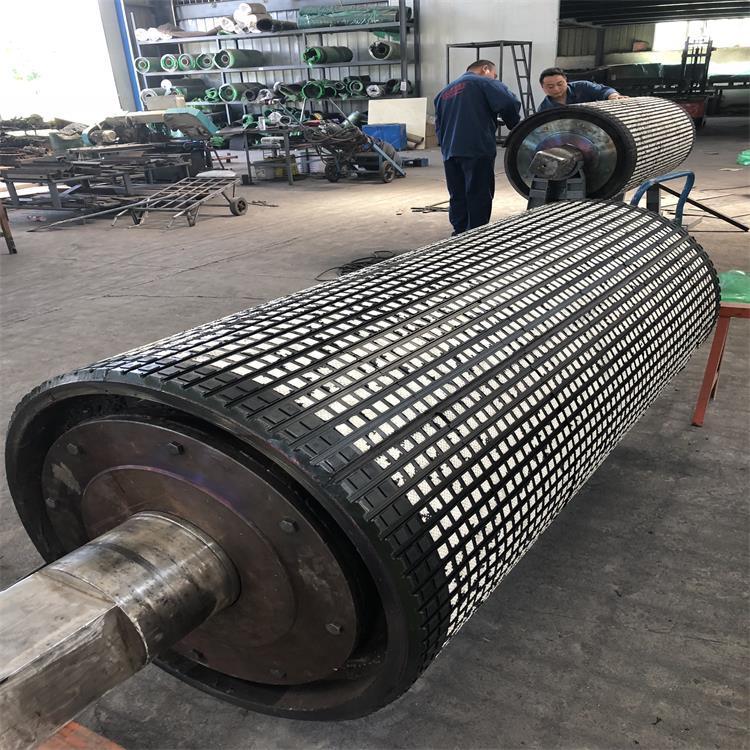 滚筒包胶胶板 陶瓷橡胶板生产厂家示例图6