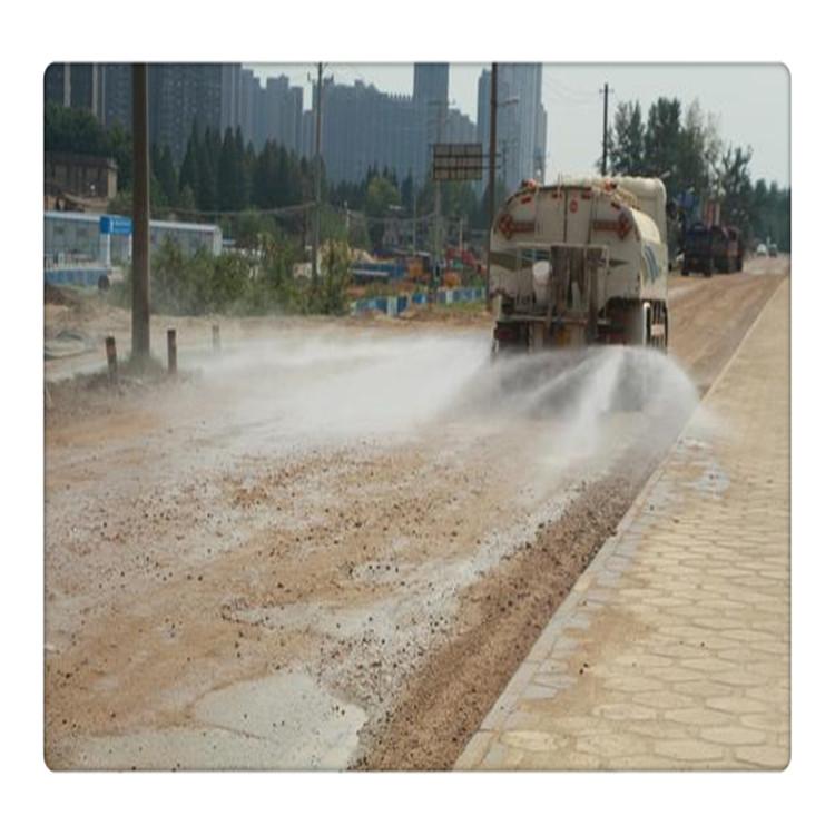 厂家铁路运输抑尘剂 煤炭抑尘剂封尘剂 速溶抑尘剂环保道路抑尘示例图3