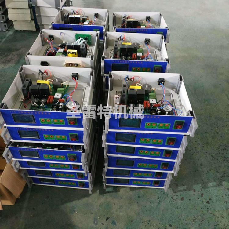 千禧城MOPLAY曼联 超声波振动筛配件 超声波震动筛换能器 外置内置式转换器 震头示例图5