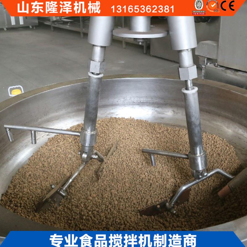 炒药机 电磁天然气炒药机器设备厂家示例图7