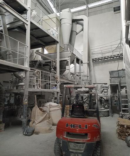 辽宁滑石粉厂出产800目特白乳胶漆用滑石粉示例图1