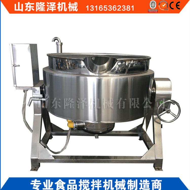 316不锈钢浸糖锅 梅子浸糖设备 广东果脯蜜饯生产机器价格示例图7