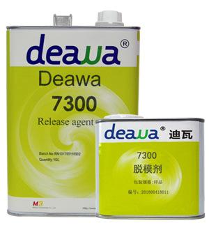 厂家批发 迪瓦7300脱模剂 环氧互感器脱模剂 溶剂型脱模剂 包邮示例图4