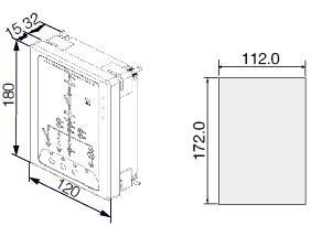 安科瑞ASD300开关柜综合测控装置示例图4
