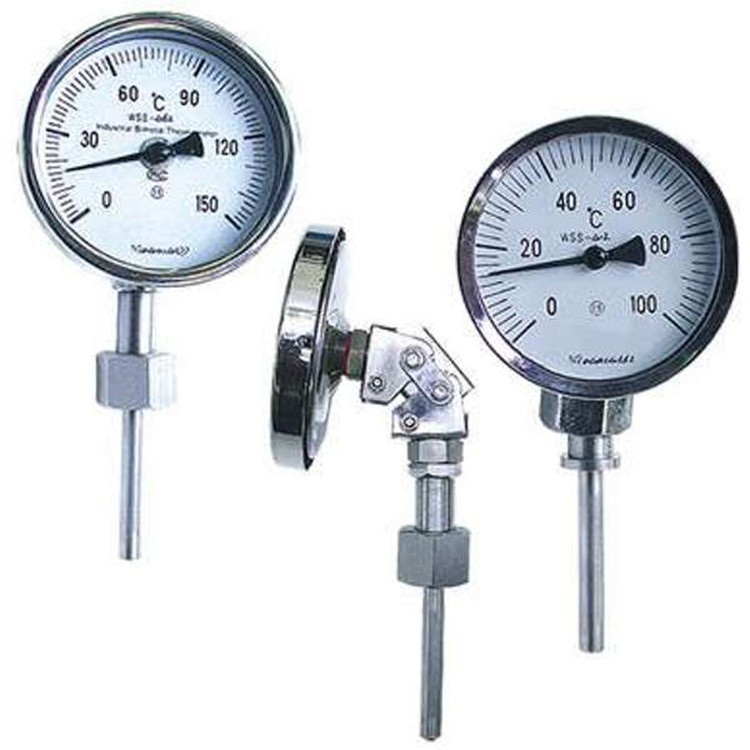 双华仪表 双金属温度计 温湿度仪表 WSS示例图3