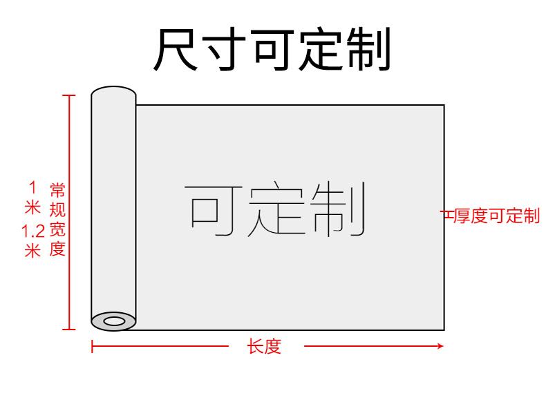 防滑绝缘胶 10kv绝缘胶垫 防滑绝缘胶垫厂家示例图2