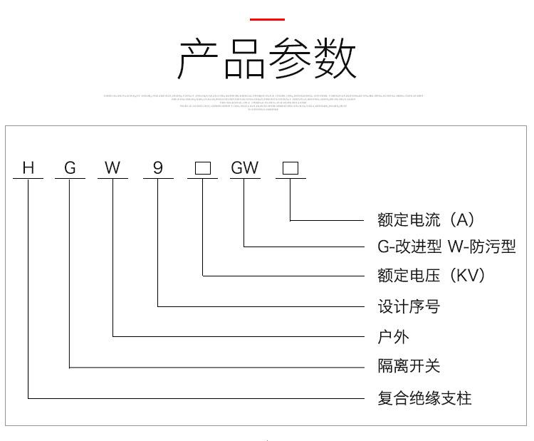 <strong><strong><strong><strong><strong><strong><strong><strong>10KV硅橡胶高压隔离开关GW9-12/630A</strong></strong></strong></strong></strong></strong></strong></strong>示例图1