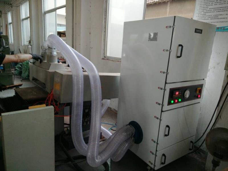 工厂直销 上海TWYX品牌 工业除尘器 环评专用柜式工业集尘器示例图5
