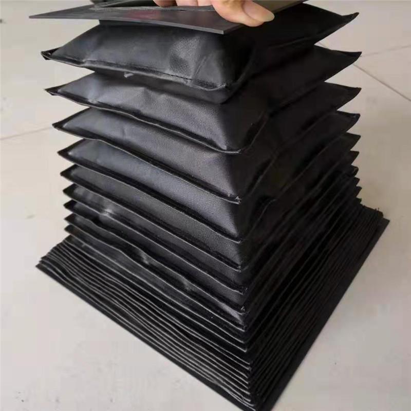昊旭牌软连接防护罩   风琴式防护罩 江苏机床防护罩  导轨机床防护罩  软连接厂家示例图25
