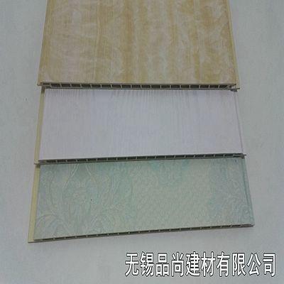 品尚300竹木纤维集成墙面厂家_室内快装墙板_防水环保集成墙面