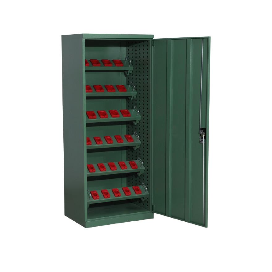 刀具柜 带门刀具柜 立式刀具柜 CNC刀具柜 多功能零件柜批发图片