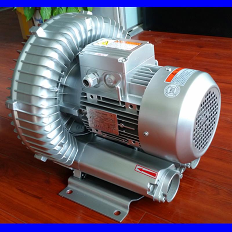 直销 YX-23D-1漩涡高压风泵 功率250W 风量105m3/h 风压24KPa 旋涡高压气泵示例图2