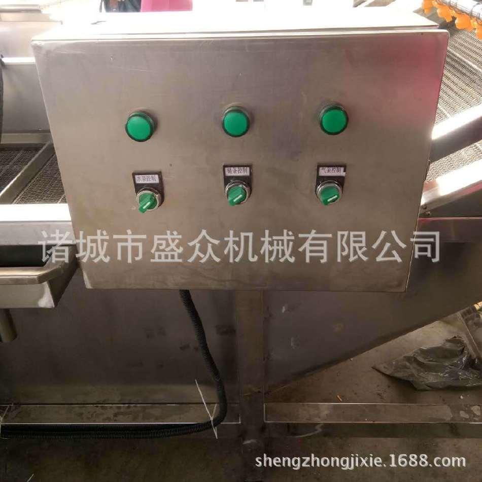 净菜加工流水线供应脱水蔬菜烘干线优惠中酸白菜辣白菜清洗设备示例图8