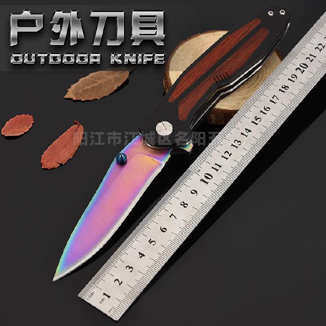 户外 瑞士刀 礼品水果刀具 野营户外小刀战术图片