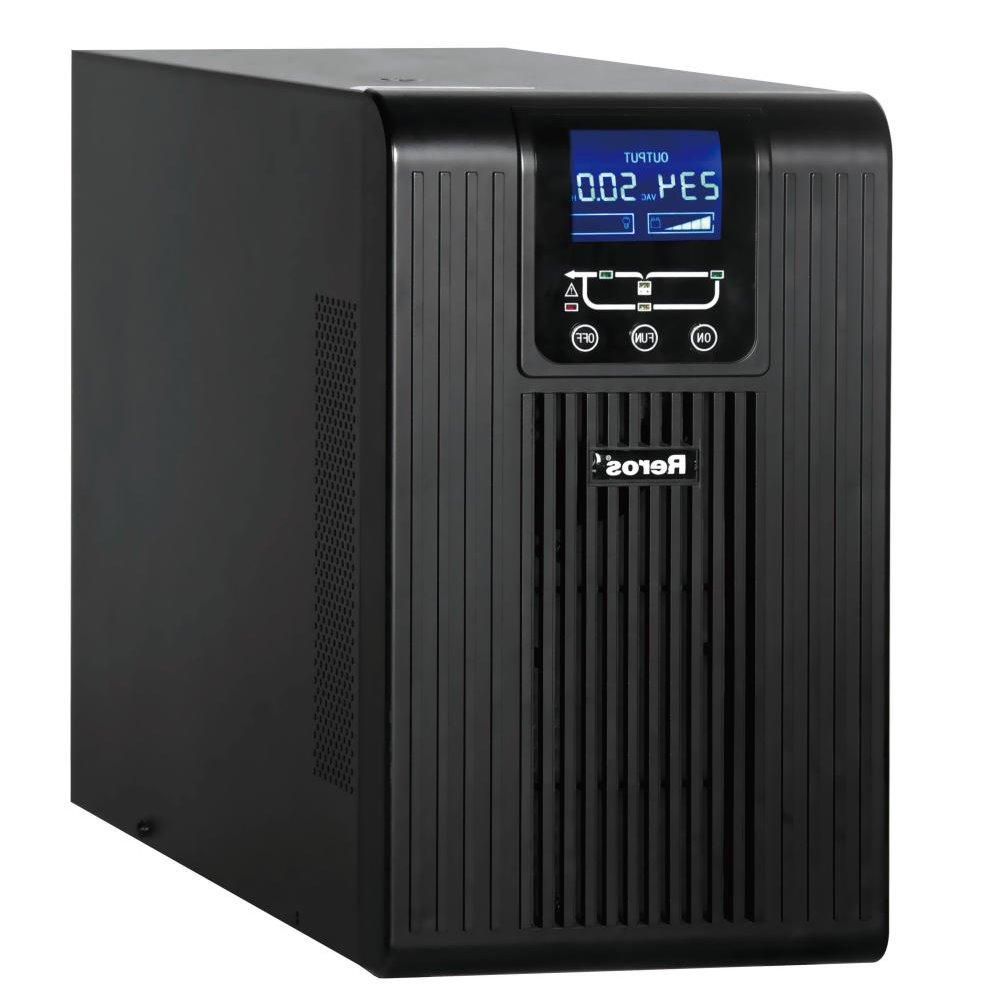 雷諾士UPS電源 雷諾士W1KS UPS備用電源 服務器供電設備