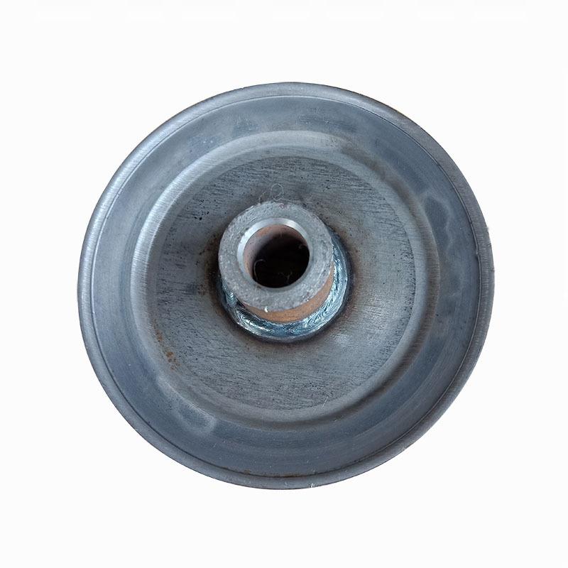 直销劈开式皮带轮 单槽A型直径100皮带轮尺寸精准质量过硬示例图4