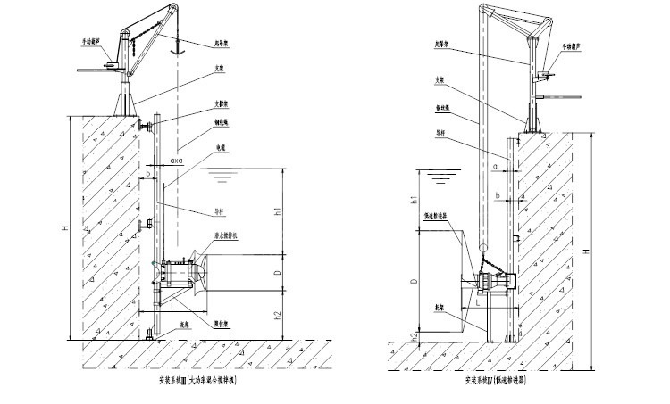 QJB冲压式潜水搅拌机 水下低速推流器 污水厂用搅拌设备 厂家直销示例图30