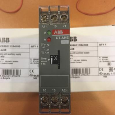 ABB原裝正品繼電器特價CM-PVS.41S大量現貨正規代理商