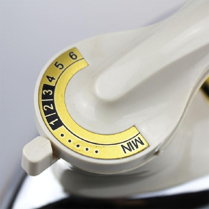 外销英文欧美款经典老式干烫电熨斗 六档调温电烫斗sr-3100图片