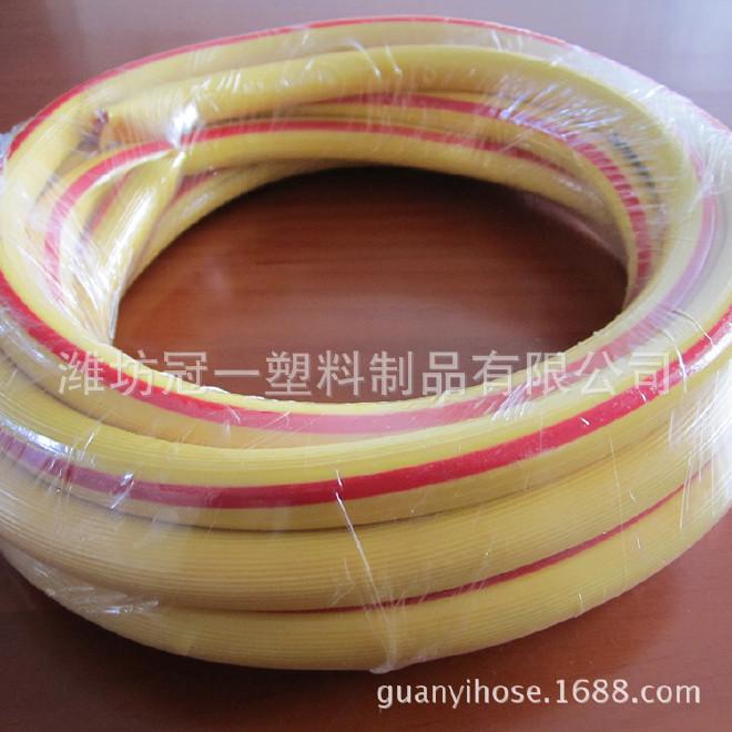 煤气管软管 厂家直销订做 液化气管家用燃气管 pvc塑料煤气管