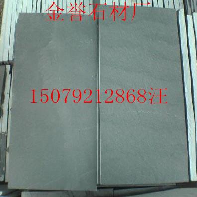 江西青石板,江西黑色青石板,绿色青石板,锈色青石板厂家价格,金誉石材厂示例图2
