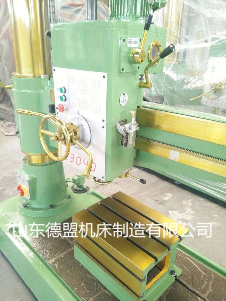 z3040机械摇臂钻床 3050液压摇臂钻 z3032厂家直销钻床图片