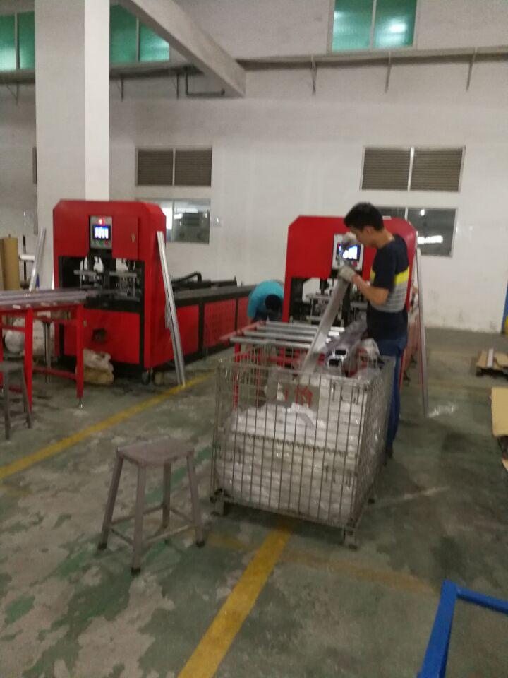 佛山银江机械槽钢支架全自动冲床  方钢钢数控打孔机   槽铁全自动冲孔机报价示例图4