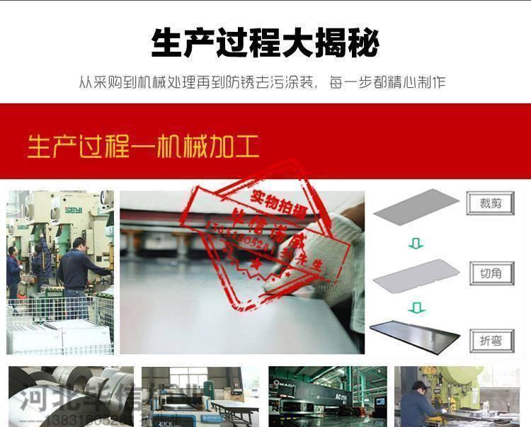 密集架厂家 河北毕信柜业有限公司 13831805281示例图7