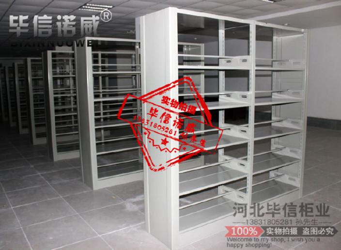 图书馆书架厂家 河北毕信柜业有限公司13831805281示例图6