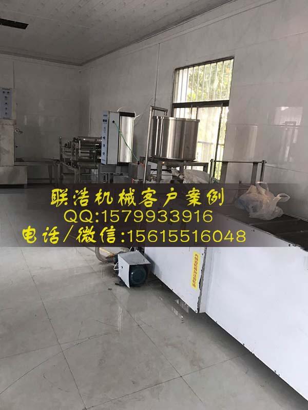 小型豆腐皮机/巴音郭楞小型干豆腐机价格/全自动豆片机哪里买