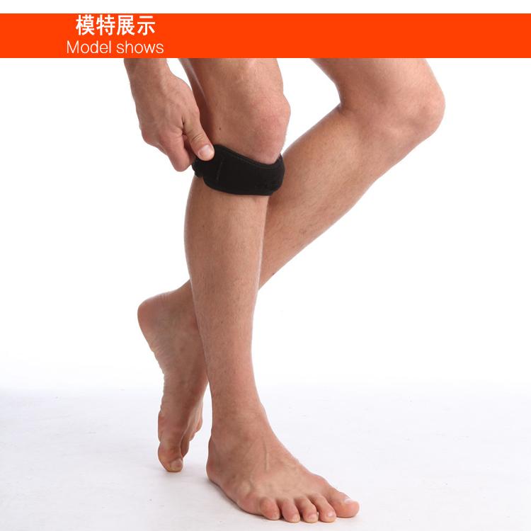 运动护膝髌骨带 健身运动加压髌骨带 髌骨带生产厂家示例图3